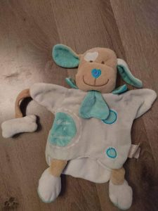 doudou pour belly painting